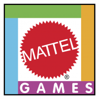 Mattel Games vector