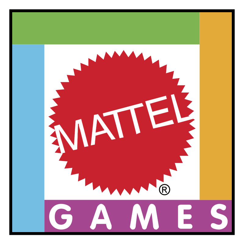 Mattel Games vector logo