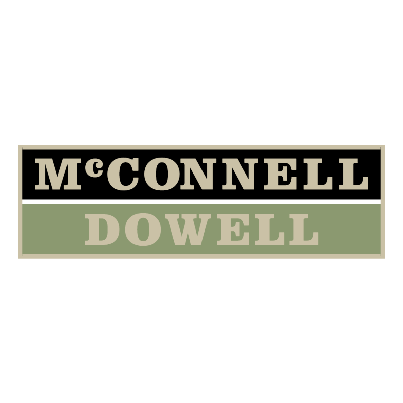 McConnell Dowell vector logo