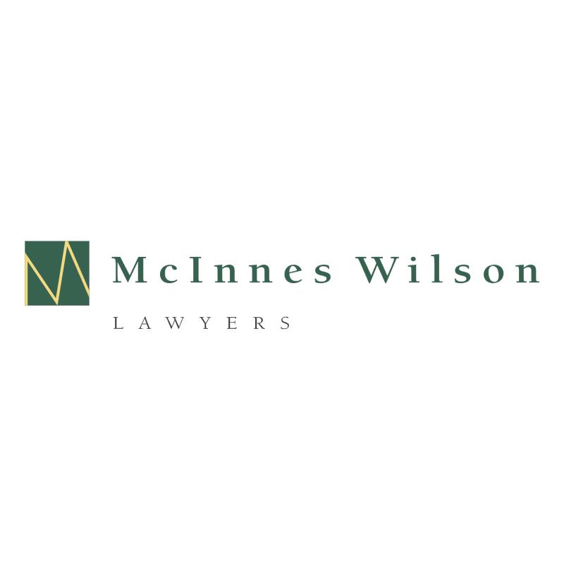 McInnes Wilson Lawyers vector