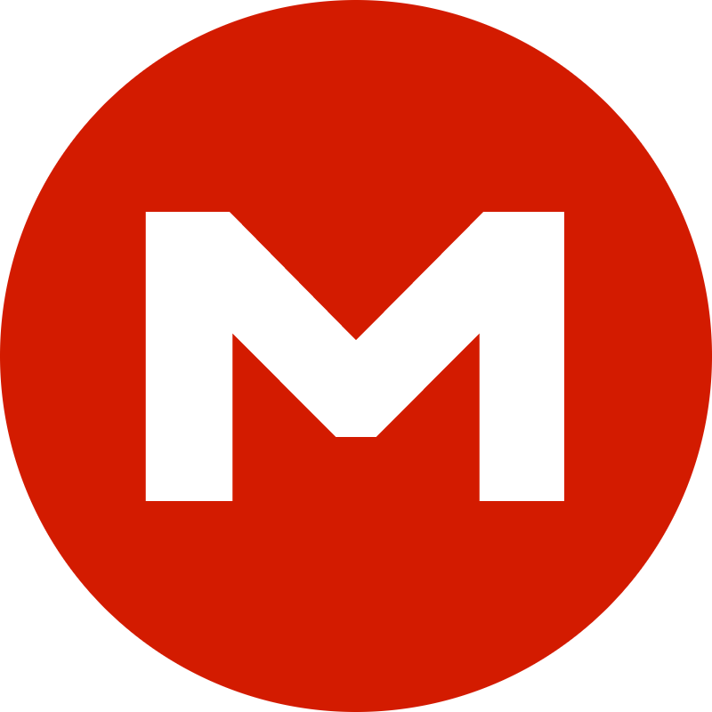 MEGA icon vector