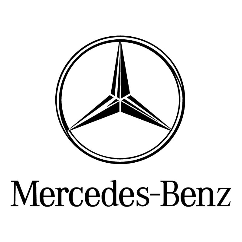 Mercedes Benz vector