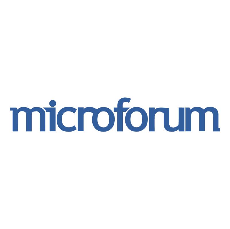 Microforum vector
