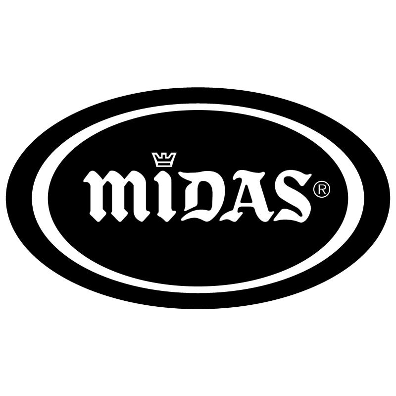 Midas vector logo