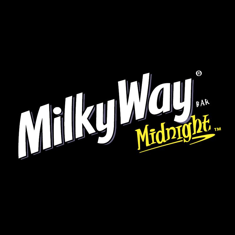 Milky Way vector