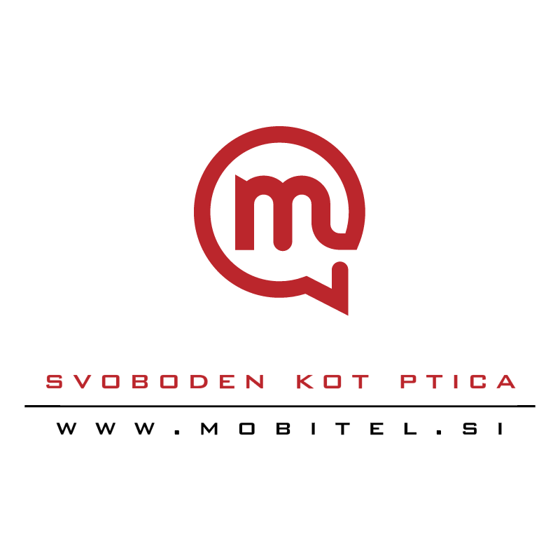 Mobitel Slovenija vector
