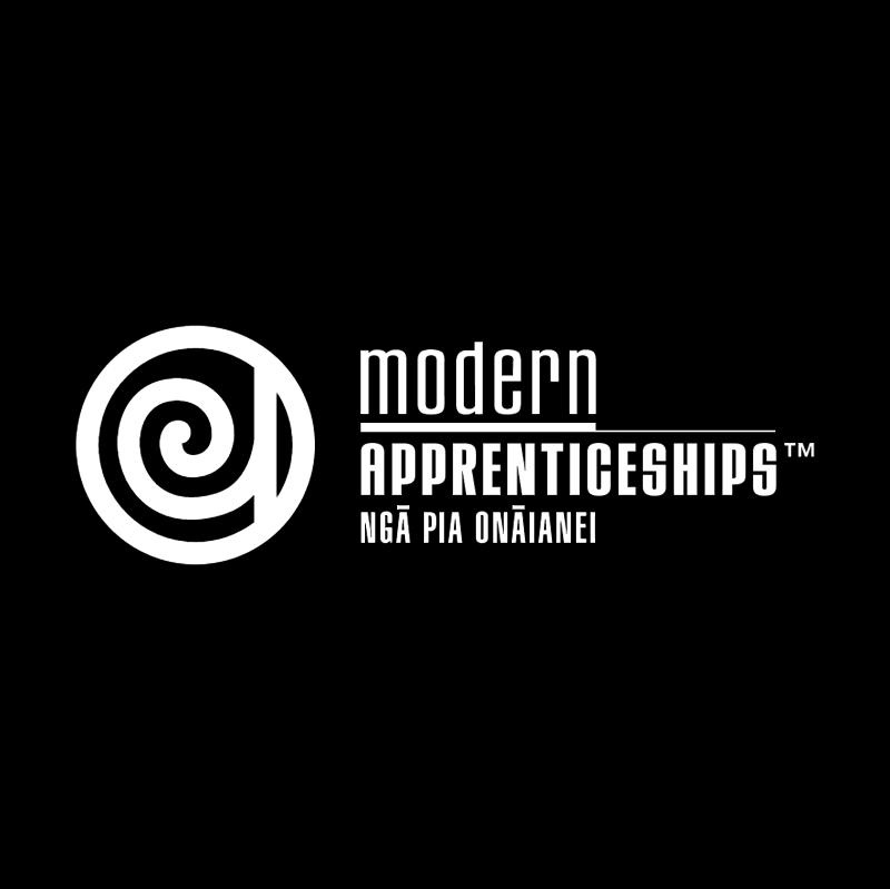 Modern Apprenticeships vector