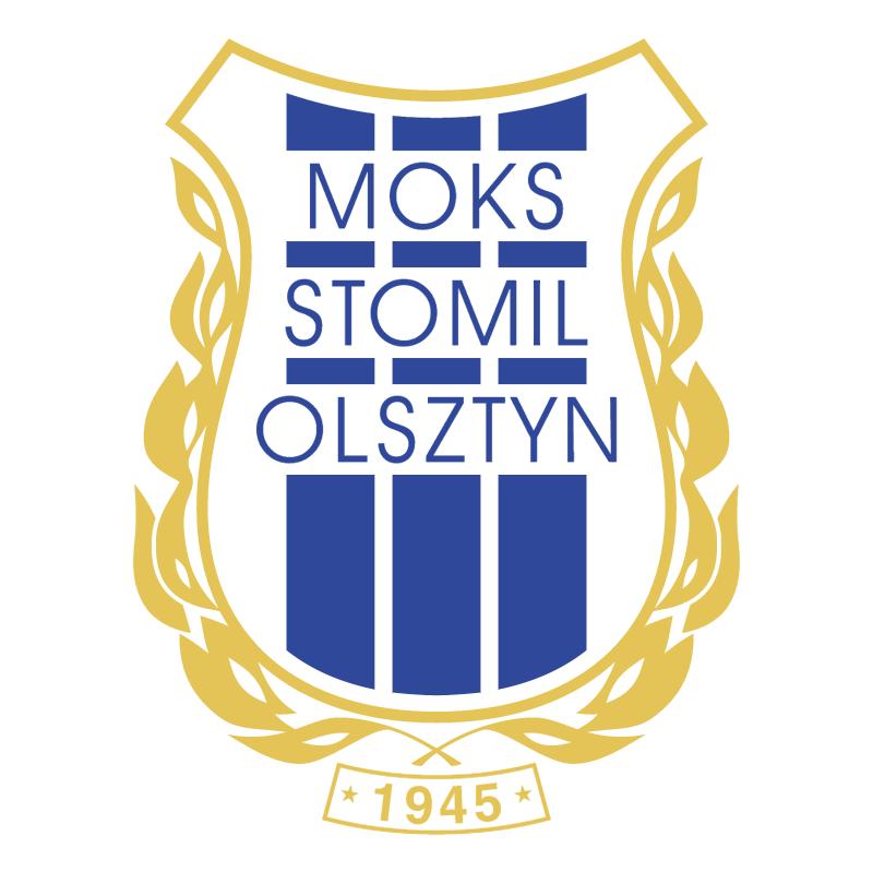 MOKS Stomil Olsztyn vector