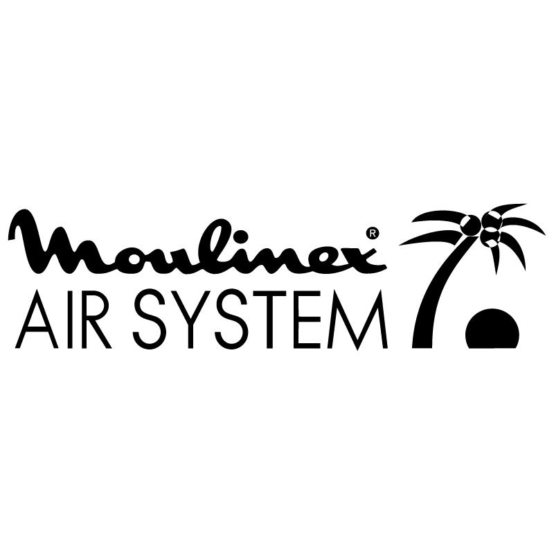 Moulinex Air System vector logo
