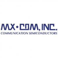 MX COM vector