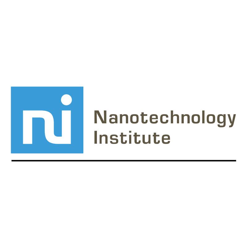 Nanotechnology Institute vector
