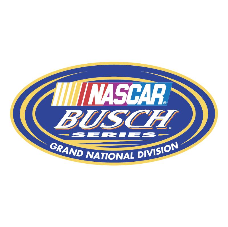 NASCAR Busch Series vector