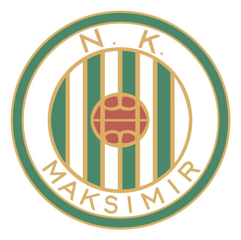 NK Maksimir Zagreb vector