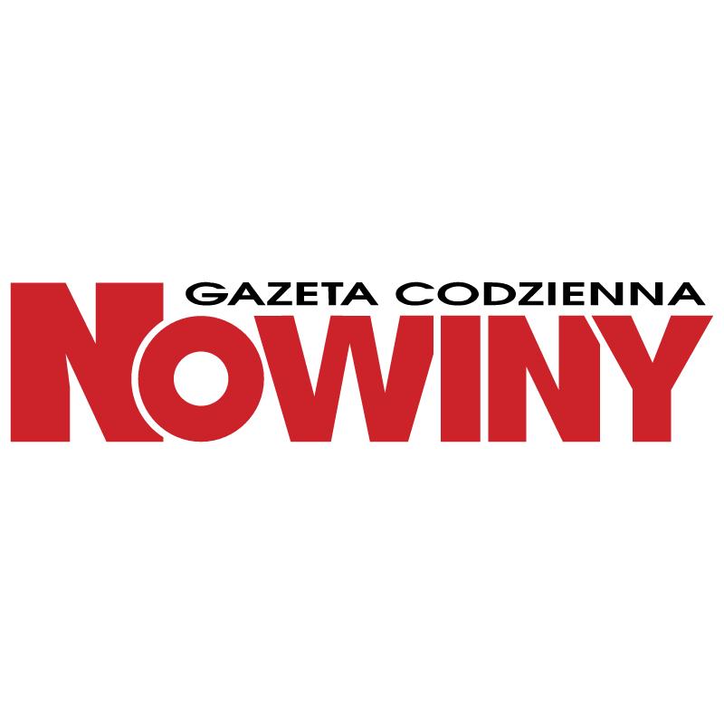 Nowiny Gazeta vector