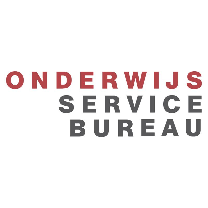 Onderwijs Service Bureau vector