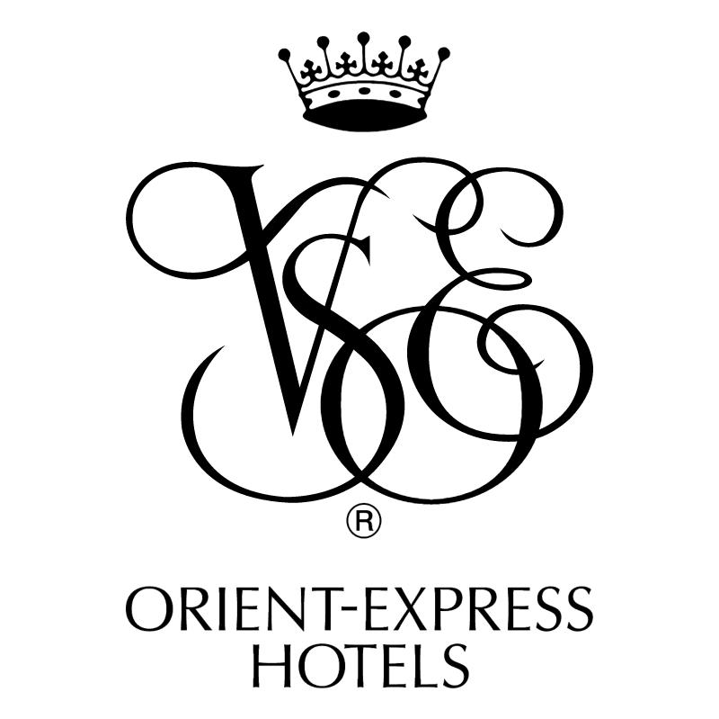 Orient Express Hotels vector