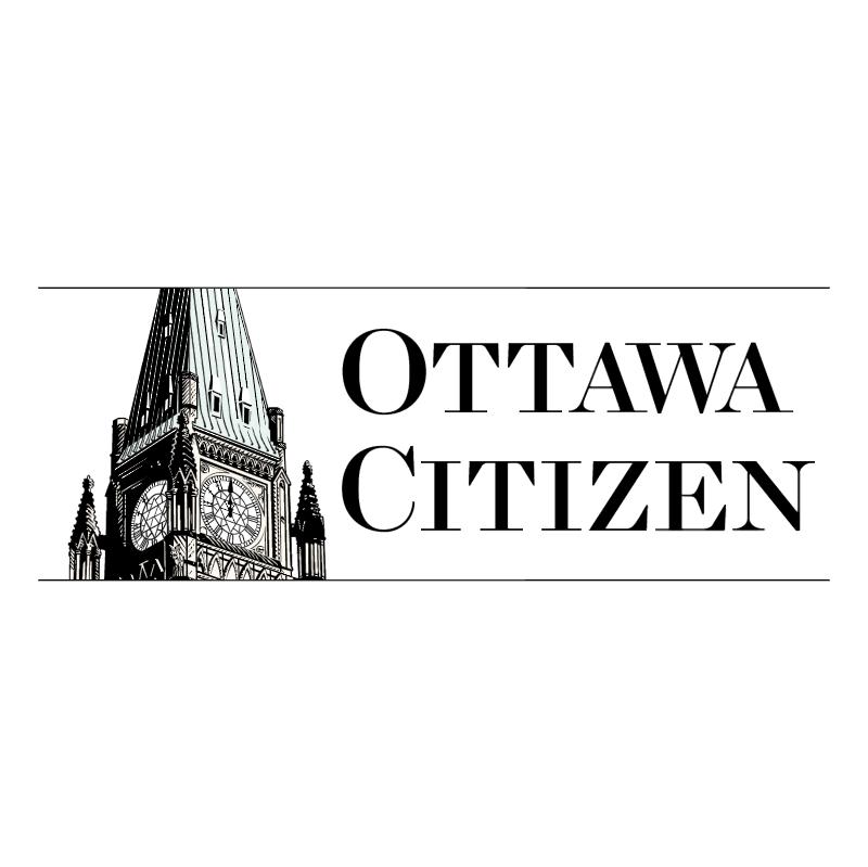 Ottawa Citizen vector