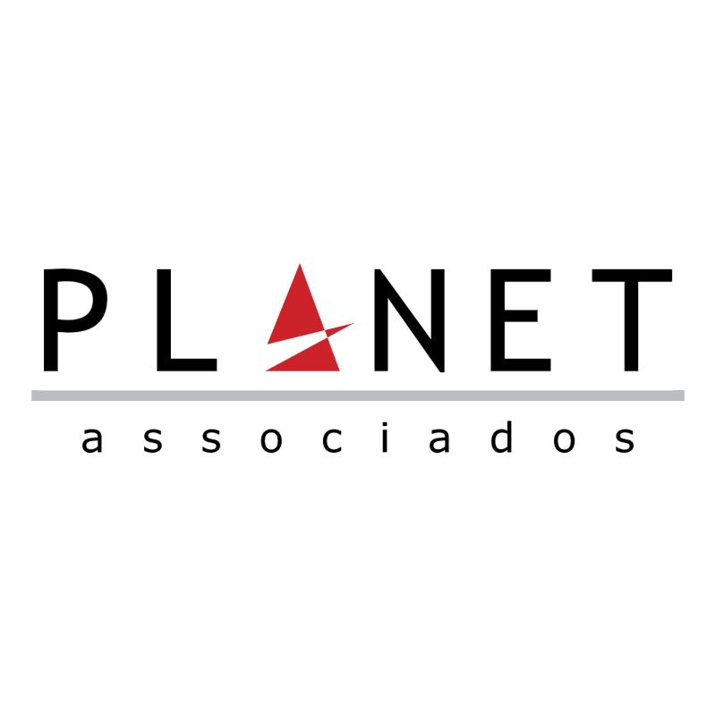 Planet Associados vector logo