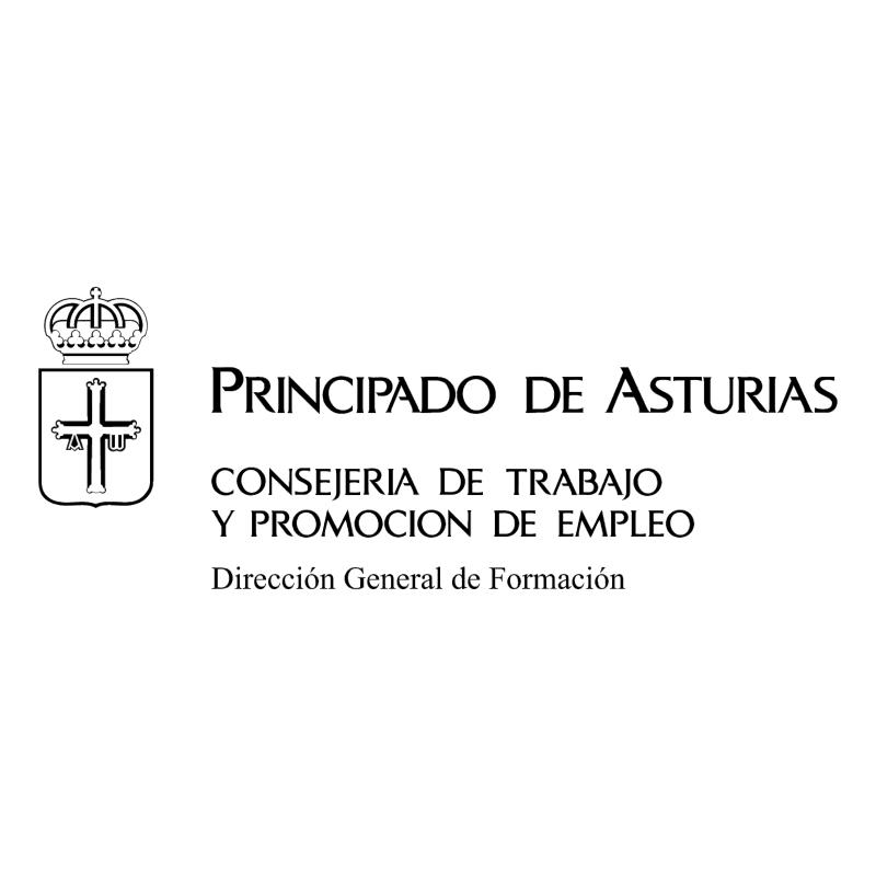 Principado de Asturias vector