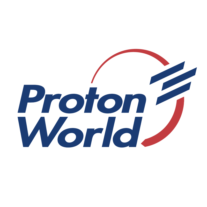 Proton World vector