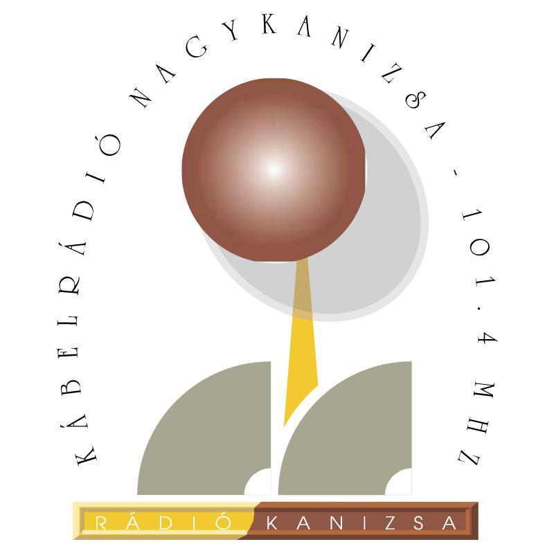 Radio Kanizsa vector