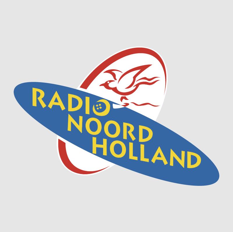 Radio Noord Holland vector