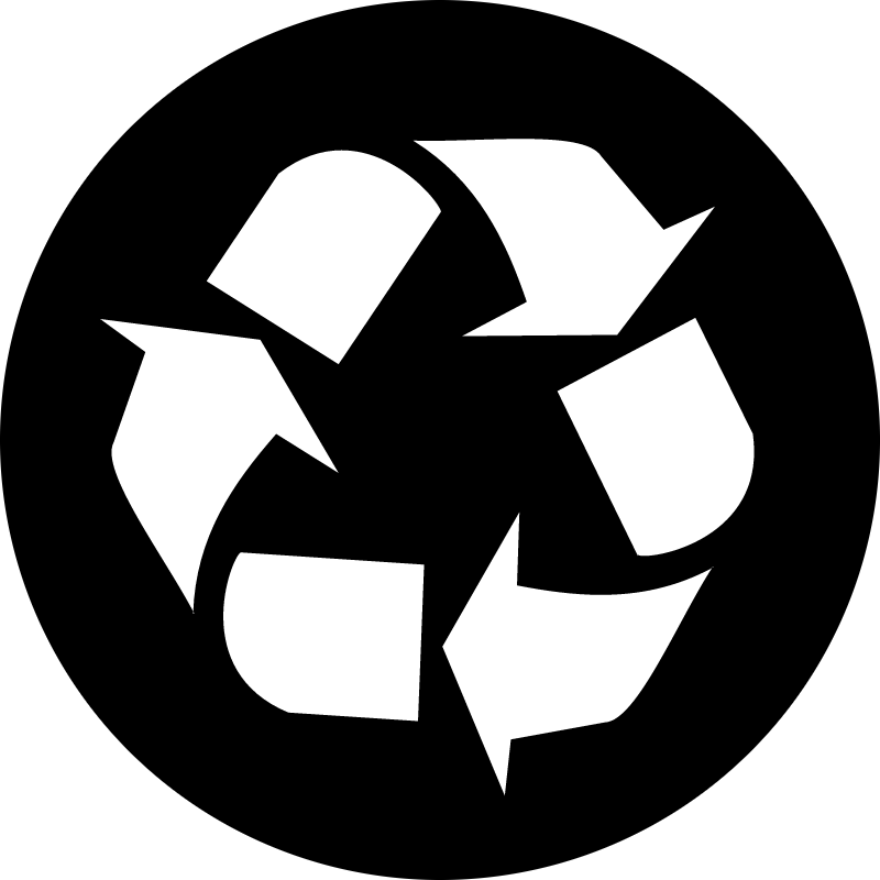 Reciclable vector