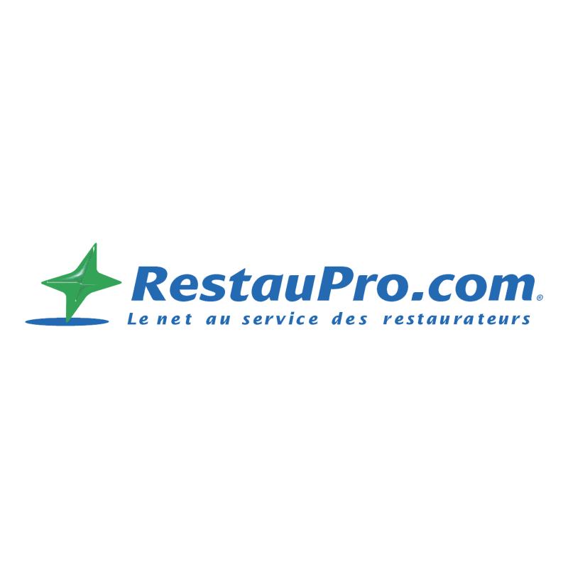 RestauPro com vector