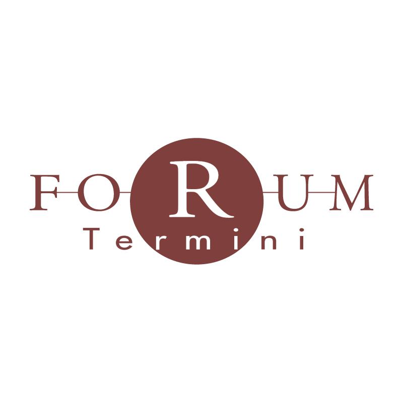 Roma Termini vector