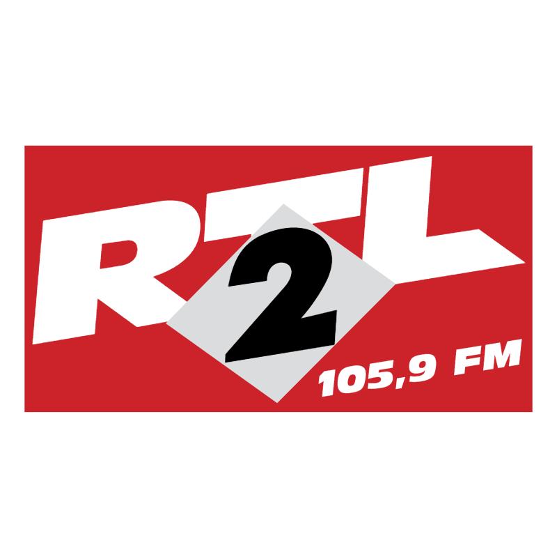 RTL 2 vector logo