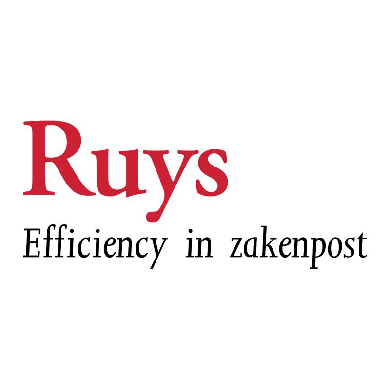 Ruys vector