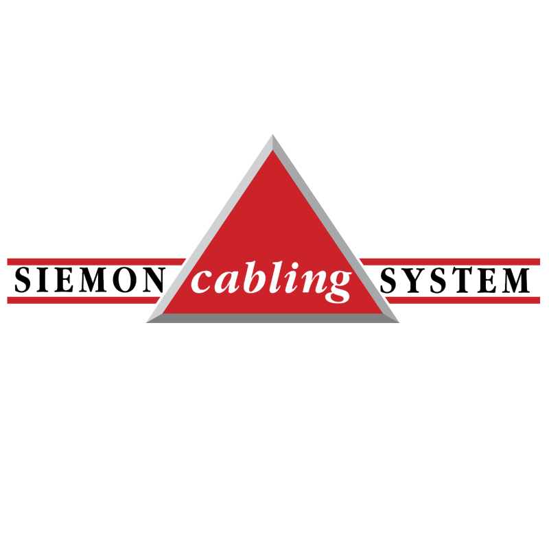 Siemon Cabling System vector logo