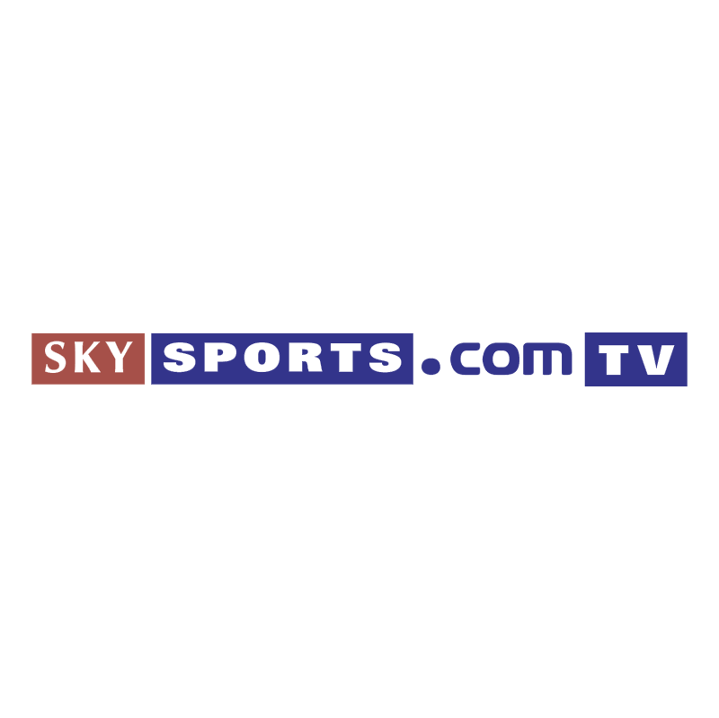 Sky Sports com TV vector