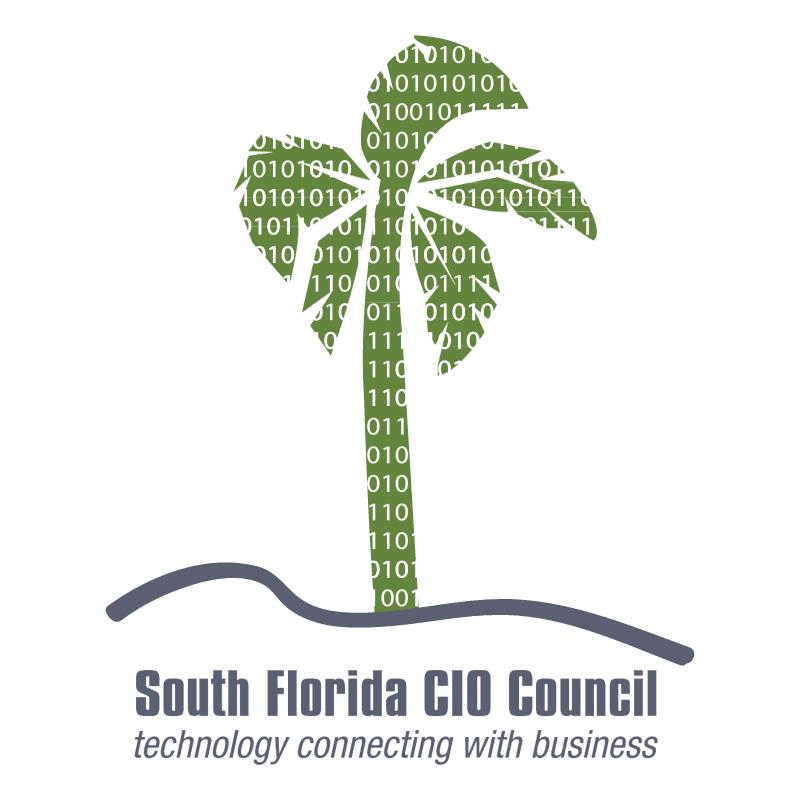 South Florida CIO Council vector logo