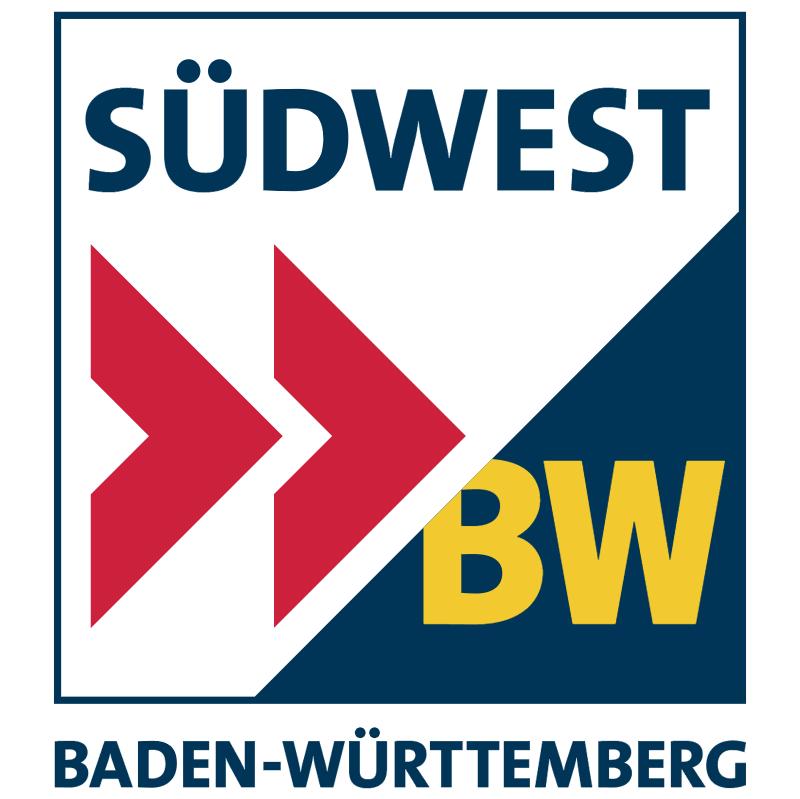 Sudwest BW vector logo