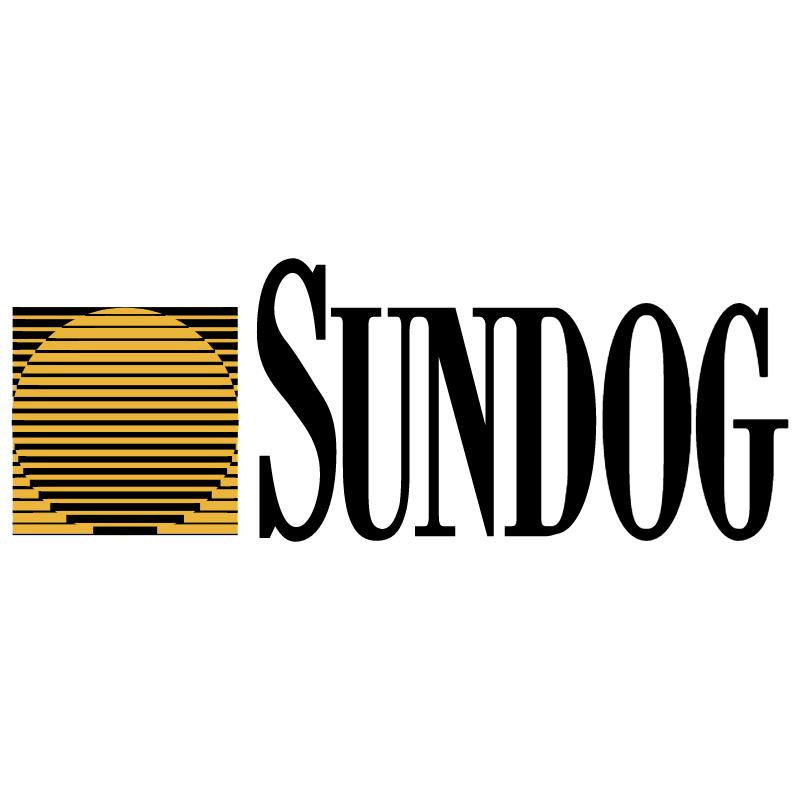Sundog Printing vector