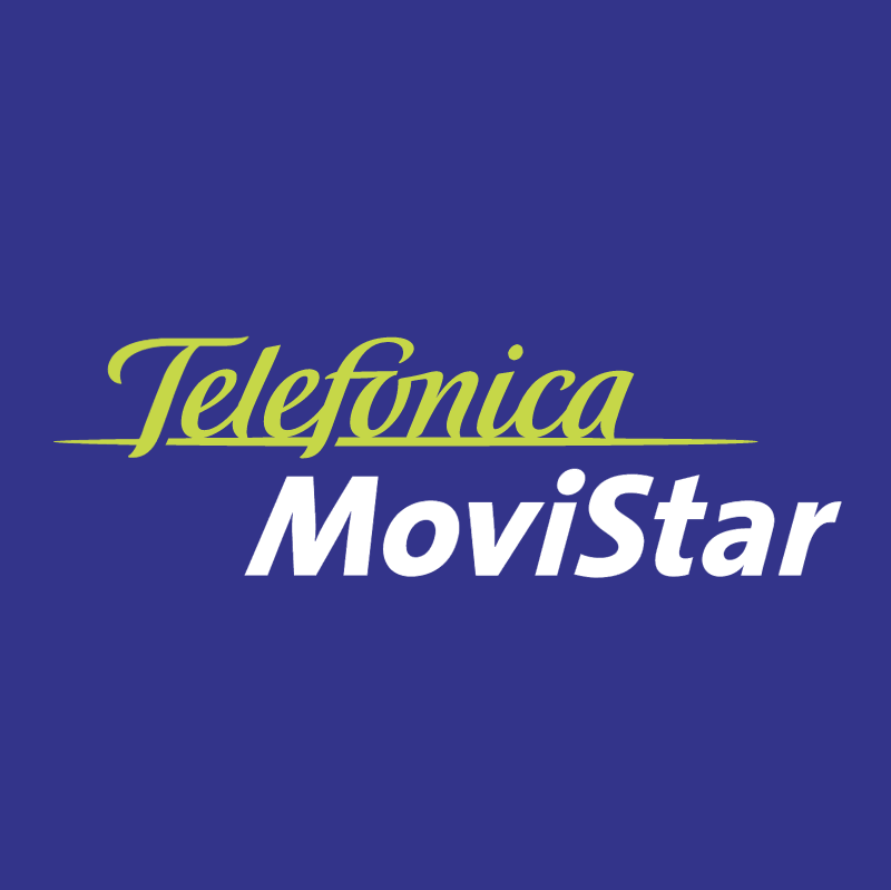 Telefonica MoviStar vector