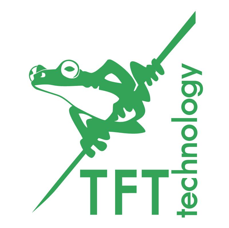 TFT technology vector