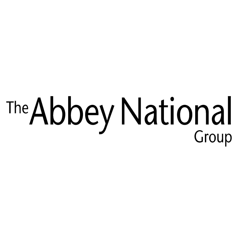 The Abbey National Group vector