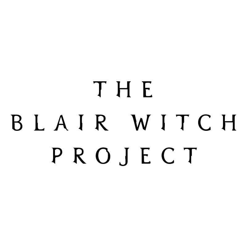 The Blair Witch Project vector