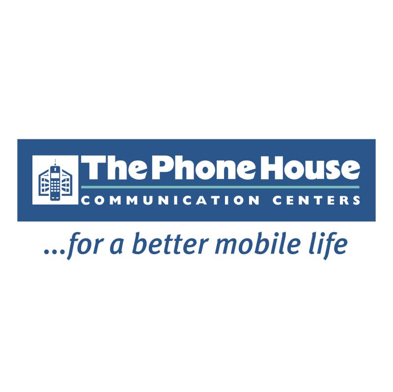 The Phone House vector logo