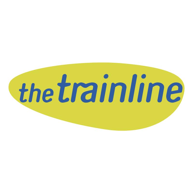 the trainline vector logo