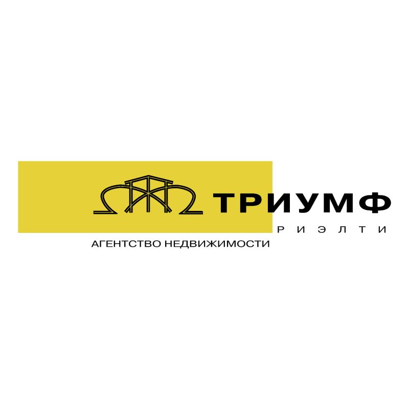 Triumf Realty vector logo