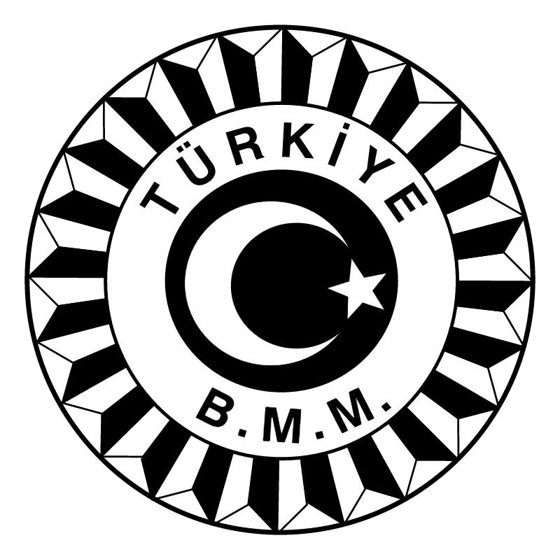 Turkiye BMM vector