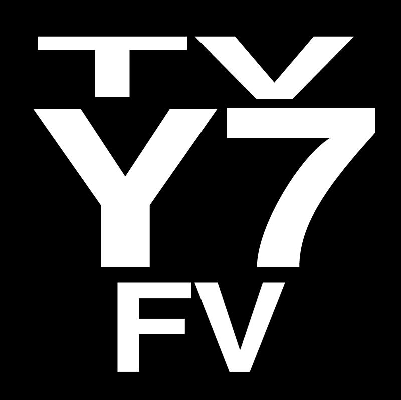 TV Ratings TV Y7 FV vector