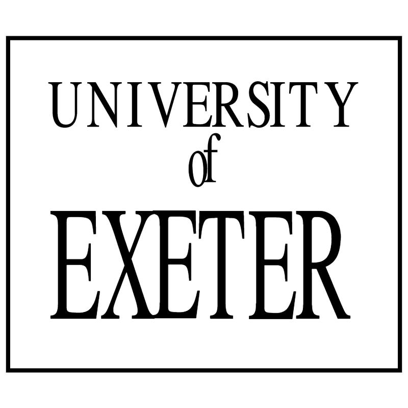University of Exeter vector logo