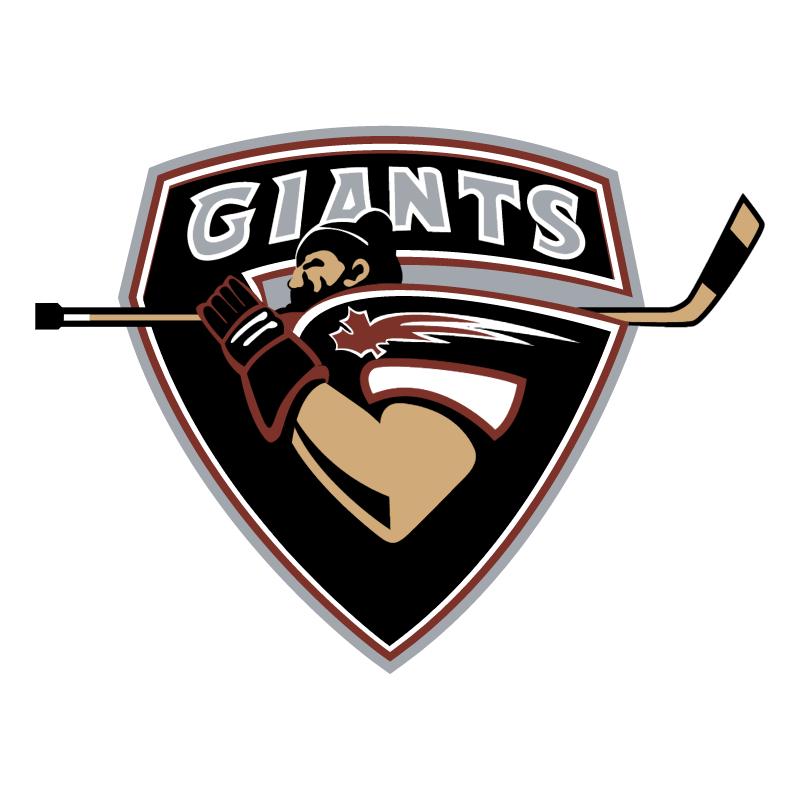 Vancouver Giants vector