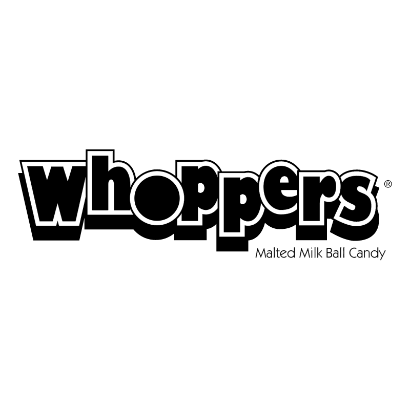 Whoppers vector