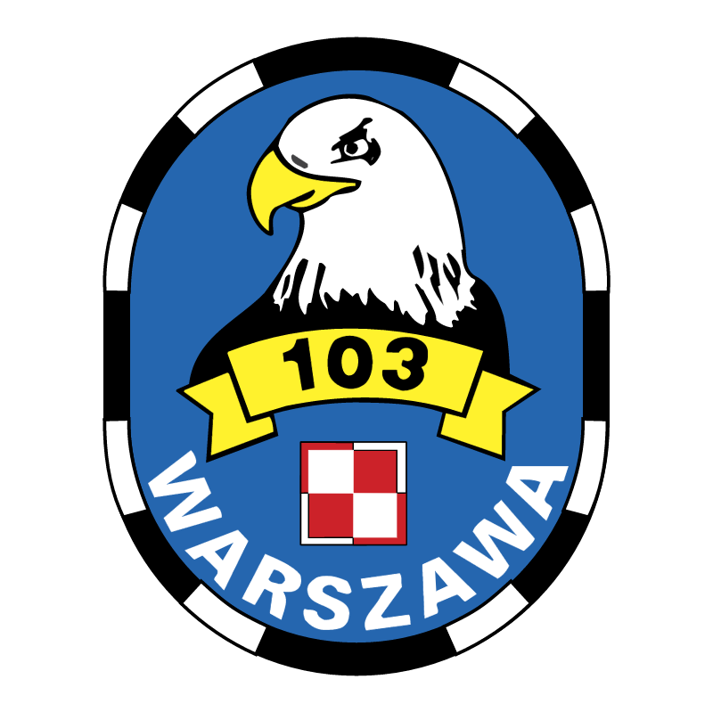 103 Warszawa vector