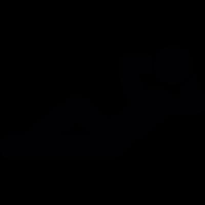 Resting vector logo